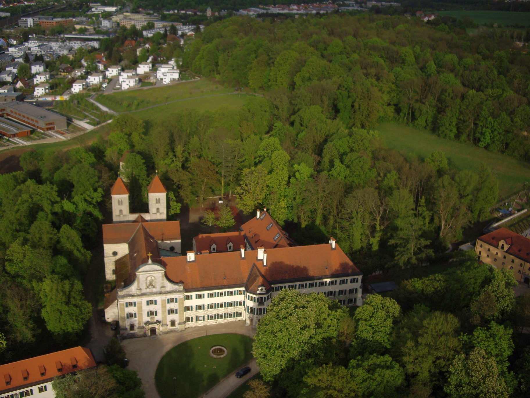 Schloss Prüfening